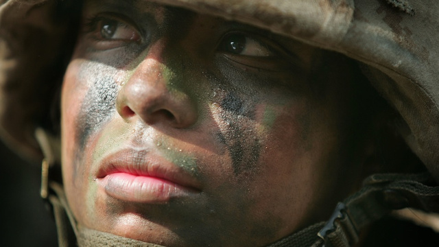 Female Soldiers Finally Get Their Own Body Armor