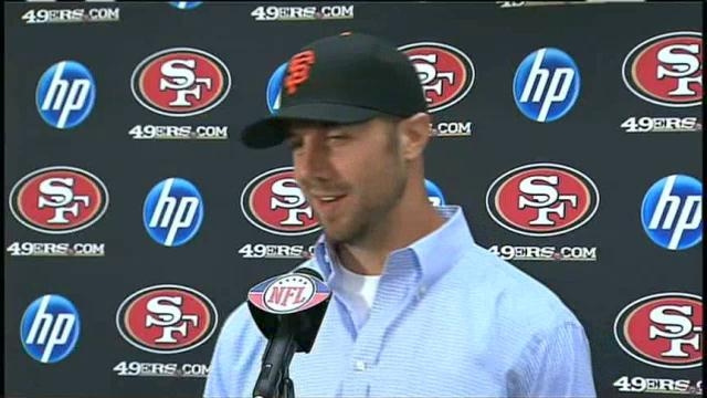 The NFL Will Fine Alex Smith For Wearing A San Francisco Giants Cap