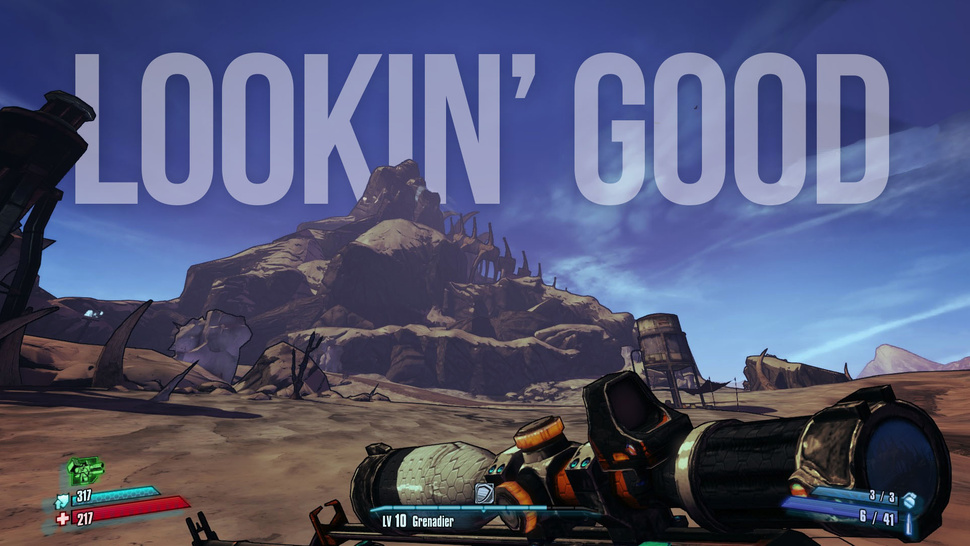 <em>Borderlands 2</em>'s Killer PC Version Gives Us A Taste Of The Future