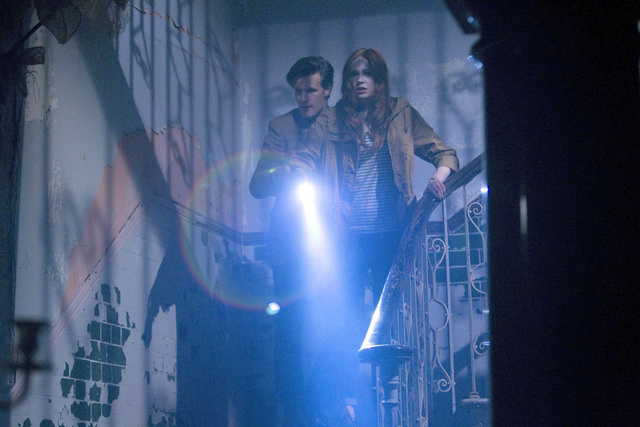 "Doctor Who - ""The Angels Take Manhattan"" Promo Pics"