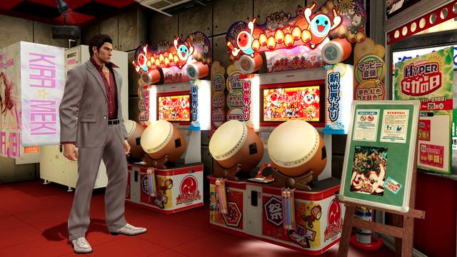 Today I Played Taiko no Tatsujin With Virtual Gangsters
