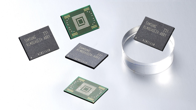 Click here to read Samsung Building 128GB Flash Memory Chips For Next Year's Superphones
