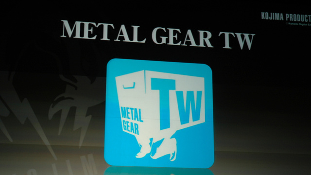 Introducing Metal Gear...Twitter?