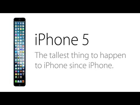 Click here to read Maybe the iPhone 5 Isn't Tall <em>Enough</em>