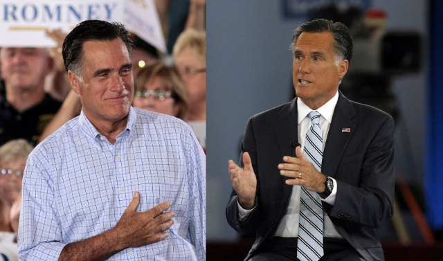 Mitt Romney 'Dyed His Face Brown' to Appeal to Latino Voters