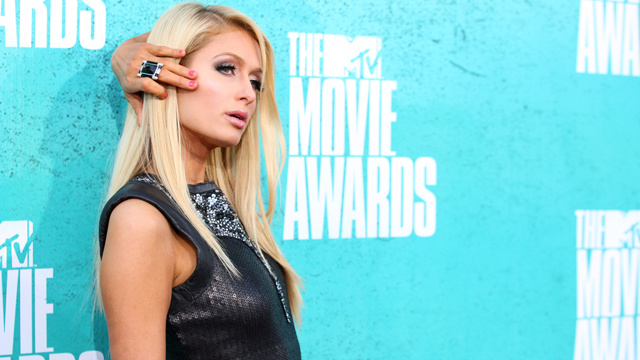 "Paris Hilton Says Gay Guys Are ""Disgusting,"" But Her Rep Says Even Stupider Shit"