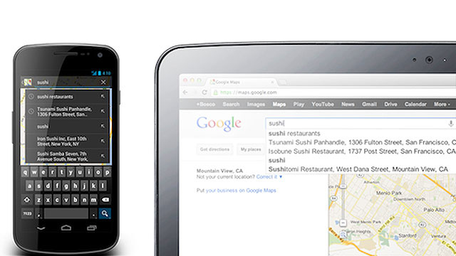 Google Maps Now Syncs Search and Directions History Across Devices