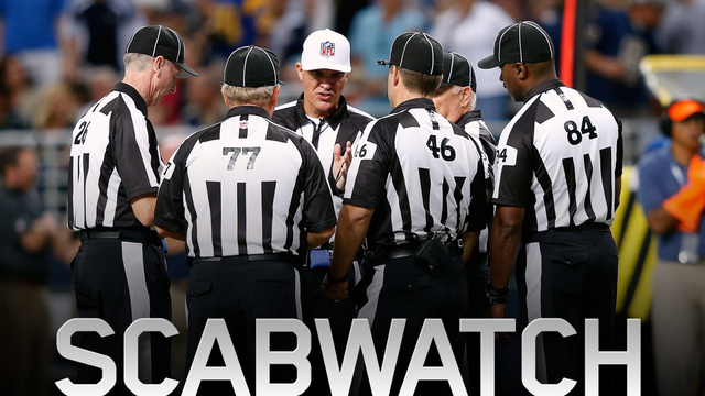 They're Getting Worse, Not Better: Here Are The 28 Worst Replacement Official Mistakes From Week 2