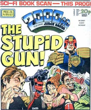 Everything You Need To Know About Judge Dredd