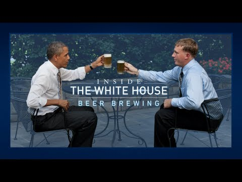 Click here to read Get Presidentially Drunk Off the White House Micro Brew