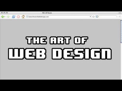 Click here to read The Art of Web Design Explained