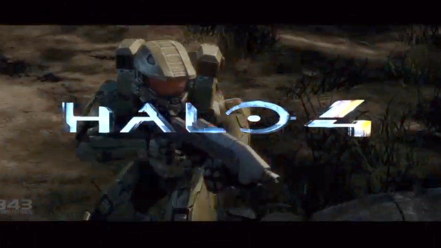 Lots of Fresh Halo 4 Footage For You To Watch