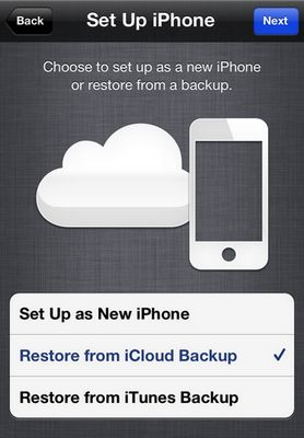 How to Set Up Your New iPhone 5 the Right Way