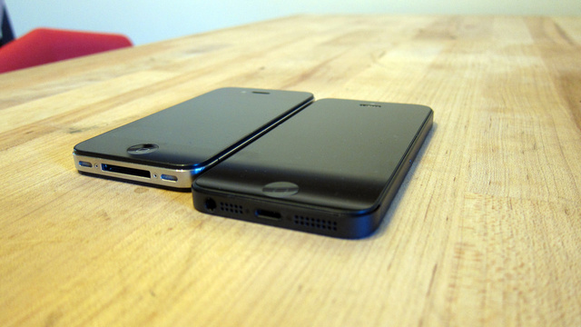 The iPhone 5 Is Here: First Impressions (UPDATING LIVE)