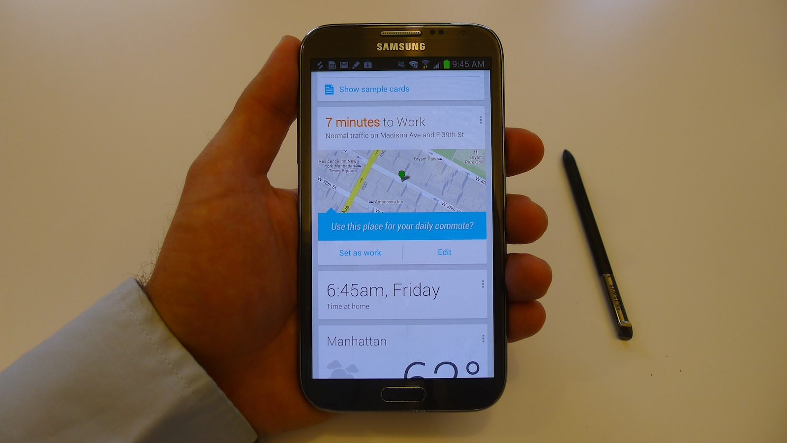 Click here to read Samsung Galaxy Note II Hands On: Bigger Got Better