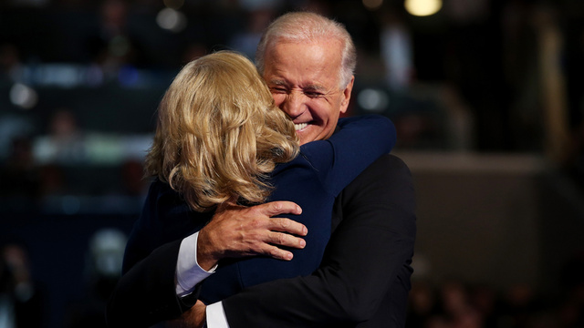 Joe Biden Was the Most Watched Convention Speaker Because Everyone Thought He Would Be Crazy