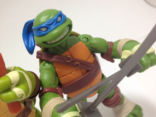 These are The Best Teenage Mutant Ninja Turtle Action Figures Ever Made