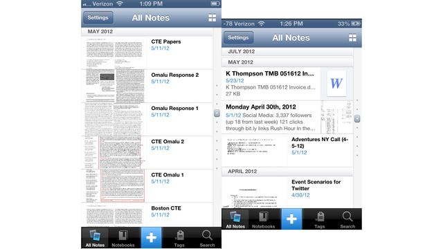 How Your Favorite Apps Look on the iPhone 5 vs. the iPhone 4S