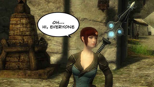 Guild Wars 2's Subtle Mind Control Makes Me Actually Like Other People
