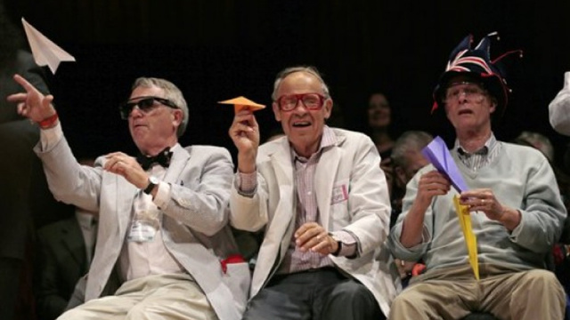 How to keep colonoscopy patients from exploding, and other winners from the 2012 Ig Nobel Awards