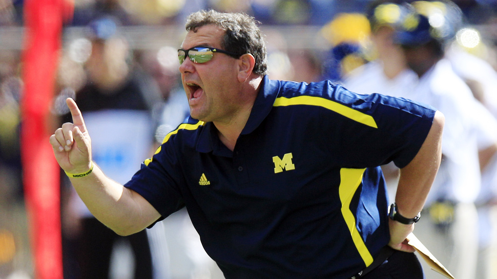 Brady Hoke Ranks Michigan's Best Rivalries