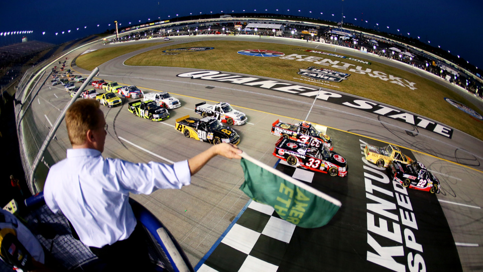 Weekend Motorsports Roundup: September 22-23, 2012