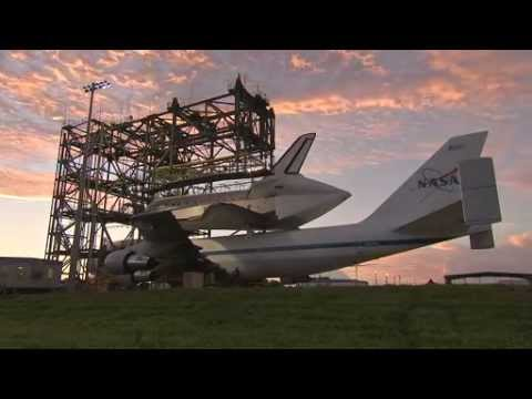 Click here to read How NASA Mounts a Space Shuttle on an Airplane