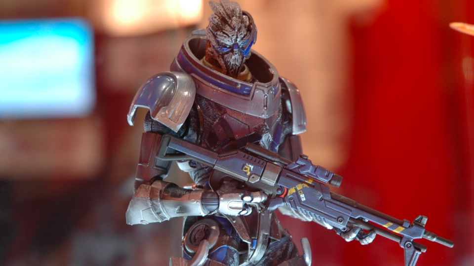 Click here to read From <em>Mass Effect</em> to <em>Metal Gear</em>, This is a Symphony in Plastic