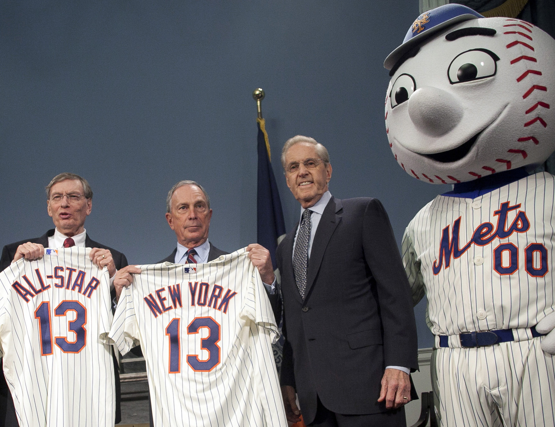 The Mets Would Like To Offer You Two Bucks Off Detergent (If A …