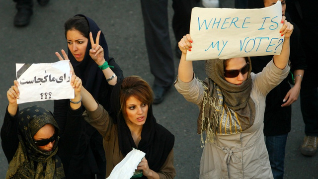 Iranian Women Banned From 77 College Majors Because They Were Getting Too Darn Educated