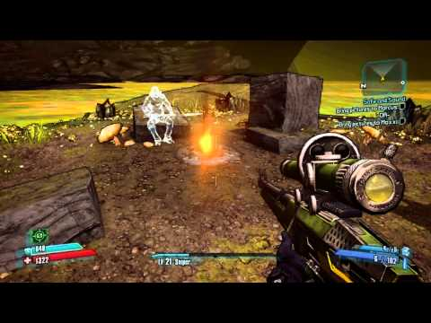 Borderlands 2 Tips Its Cap to a Dark Souls Fan Favorite With This Easter Egg [Video]