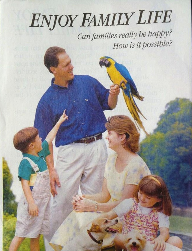 Happiness Is An Enormous Bird