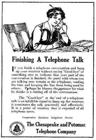 Instructions on How to use a Telephone, from 1917