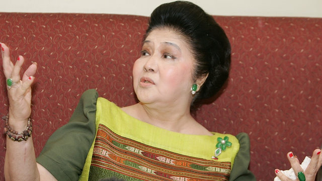 Boxes of Imelda Marcos' Fancy Shoes Found Growing Mold in a Philippine Museum