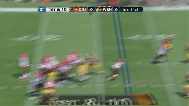 Bengals Wide Receiver Throws 73-Yard Touchdown To Bengals Wide …