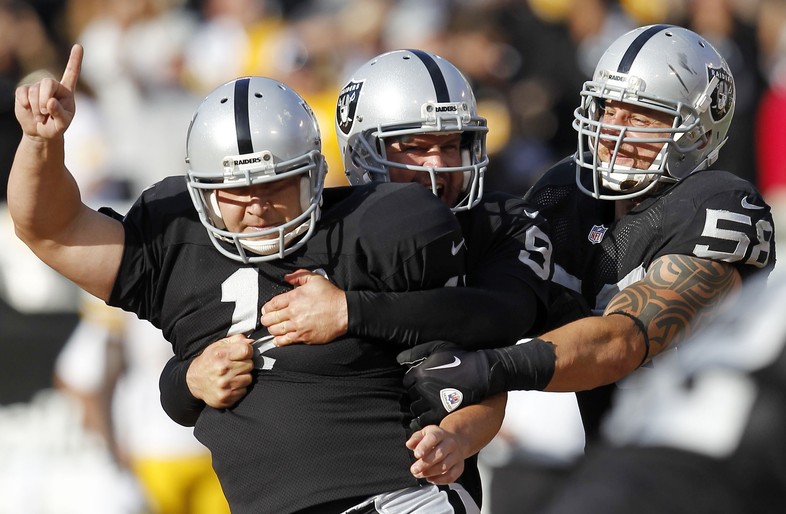 The Steelers Lost Because They Gave Sebastian Janikowski A Chan…