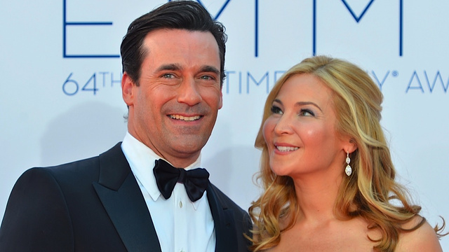 Jennifer Westfeldt Also Finds Jon Hamm to Be Unreasonably Handsome