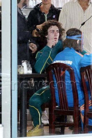 Kick-Ass 2 Behind the Scenes Photos