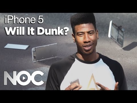 Click here to read Watch an NBA Player Dunk an iPhone 5