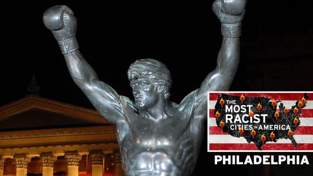 The Most Racist City in America: Philadelphia?