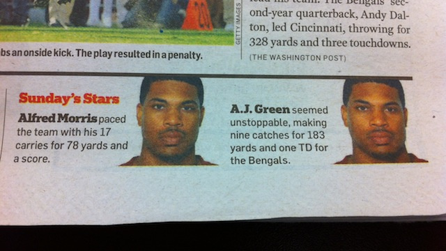 Jason Campbell Played For Three Teams Yesterday