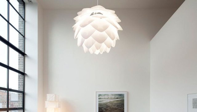 Gorgeous Lamps Look Like They Were Swiped Straight From a Forest