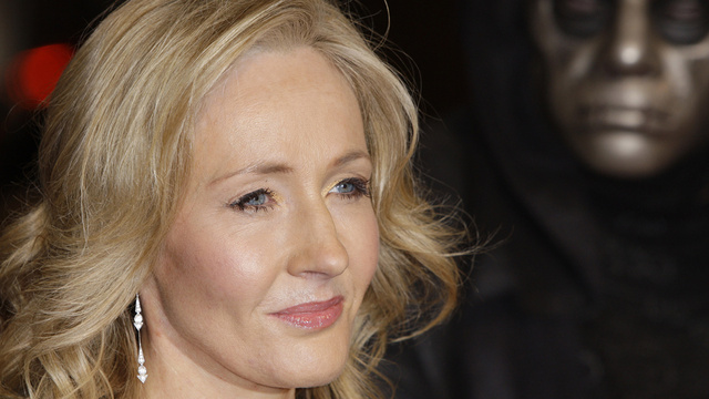 The New Yorker's 9,000 Word Profile of J. K. Rowling Will Not Make You Want to Hang Out with J. K. Rowling