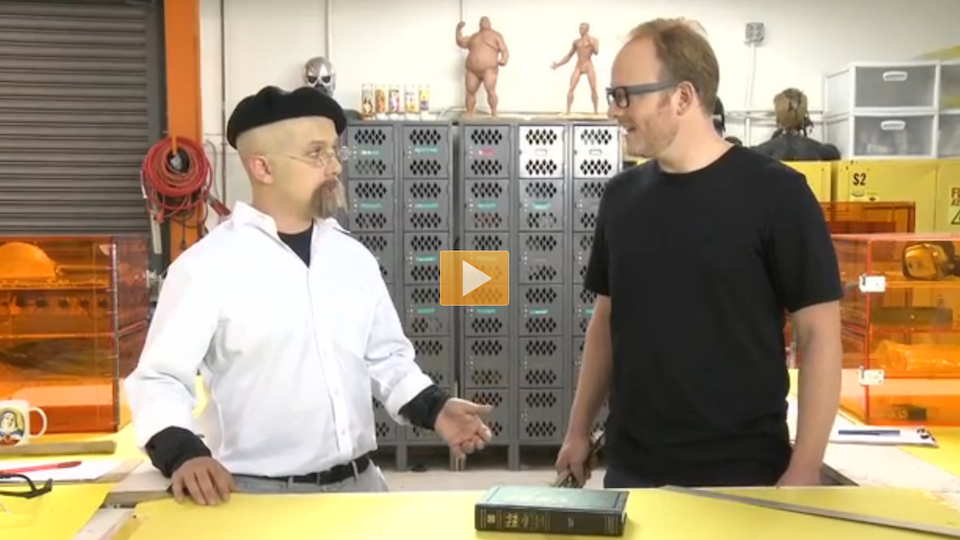 Click here to read Watch The Mythbusters Hilariously Answer If God Exists or Not