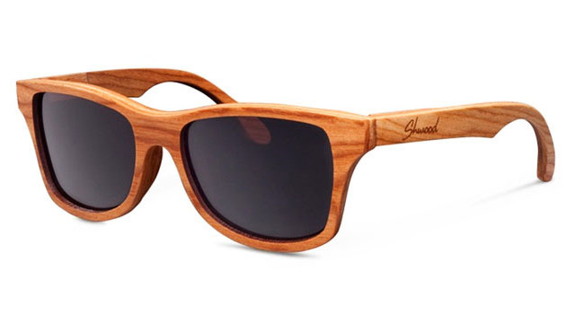 Wooden Wayfarers: Cool Now Comes With Splinters