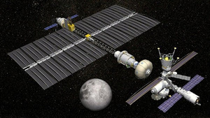 NASA wants to build a permanent outpost beyond the Moon