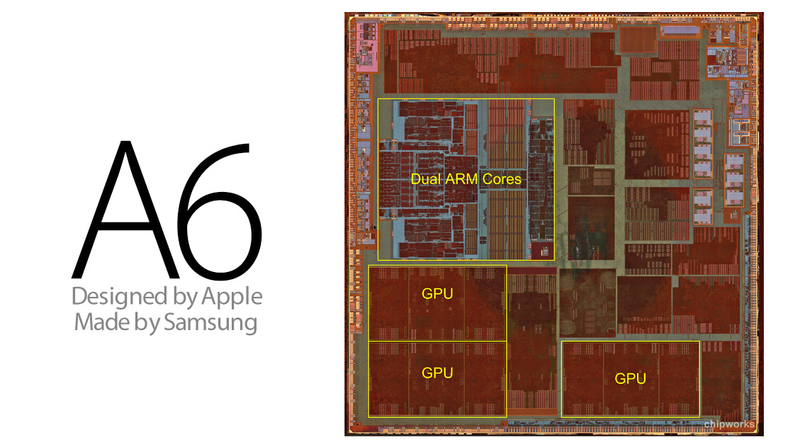 Click here to read Yes, the iPhone 5's Brain Is Made by Samsung