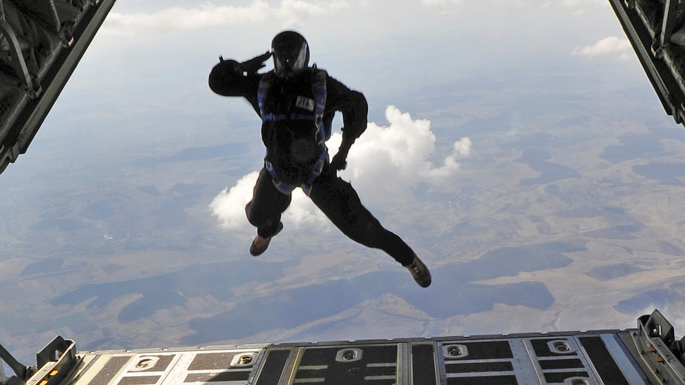 If You Join the USAF You May Become a Superhero