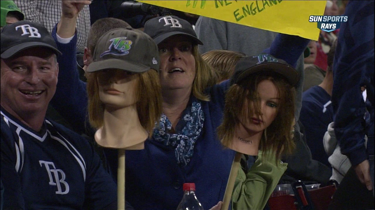 Rays Fans Have Found A Unique, Horrifying Solution To The Atten…