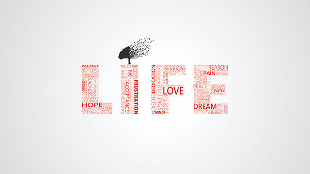 Fill Your Desktop with Words with These Typographic Wallpapers